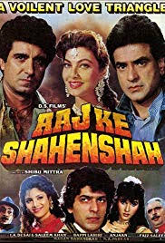 Aaj Ke Shahenshah Movie Poster