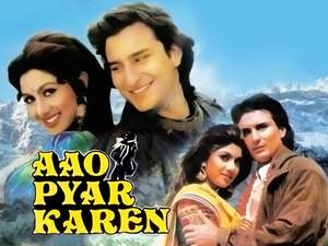 Aao Pyaar Karen Movie Poster