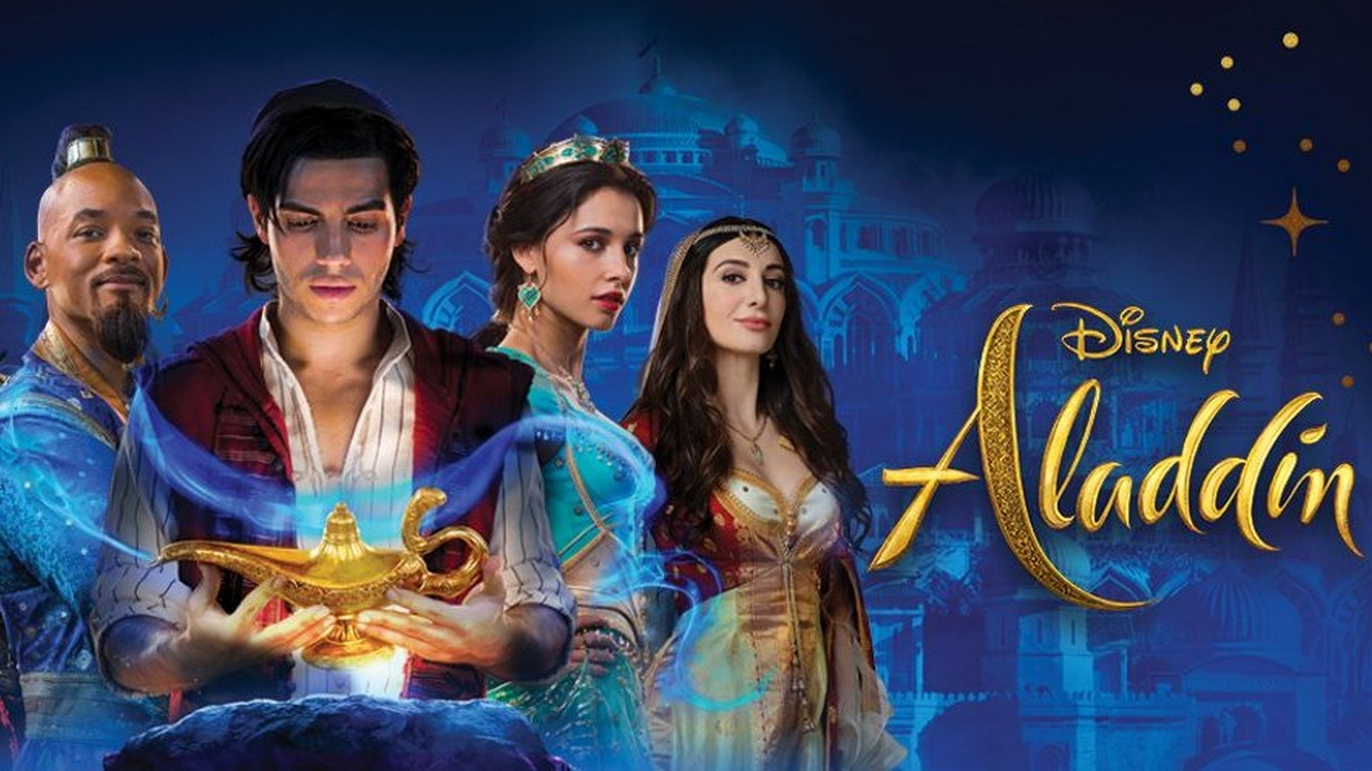 Aladdin In Hindi Movie Poster