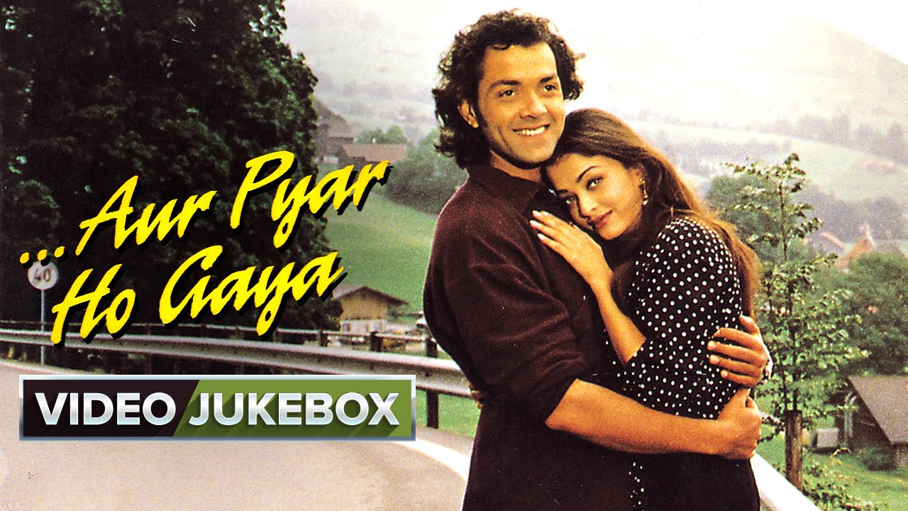 Aur Pyaar Ho Gaya Movie Poster