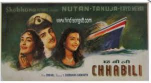 Chhabili Movie Poster