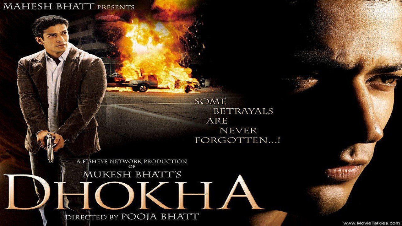 Dhokha Movie Poster