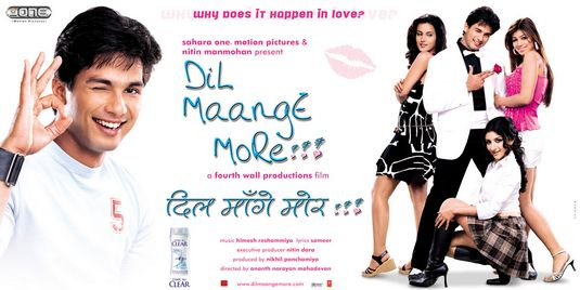 Dil Maange More!!! Movie Poster