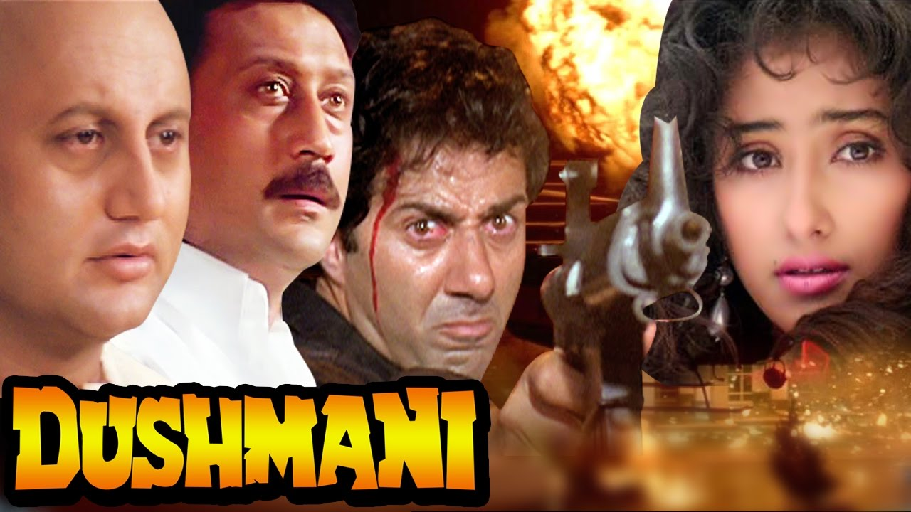 Dushmani A Violent Love Story Movie Poster