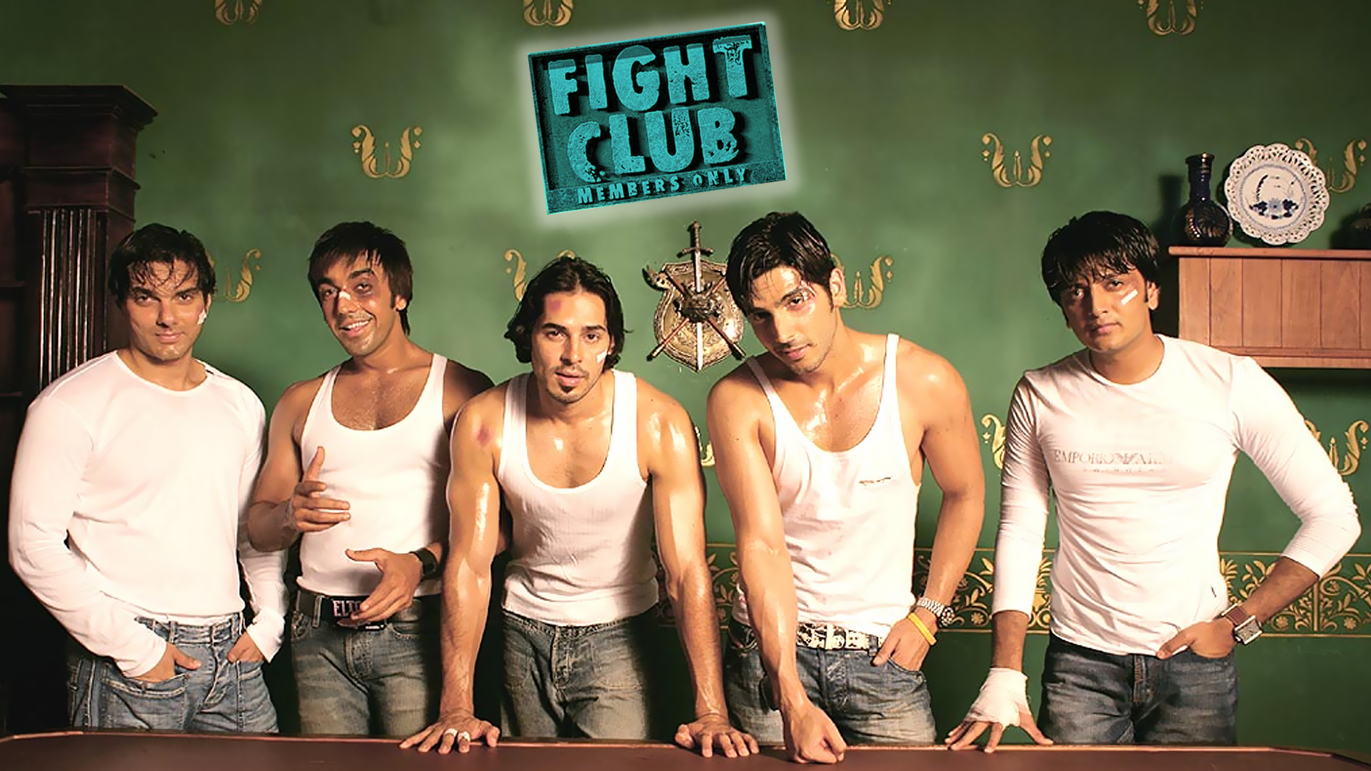 Fight Club: Members Only