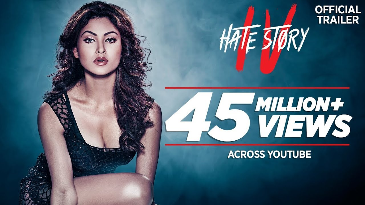 Hate Story IV Movie Poster