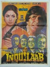 Inquilaab Movie Poster