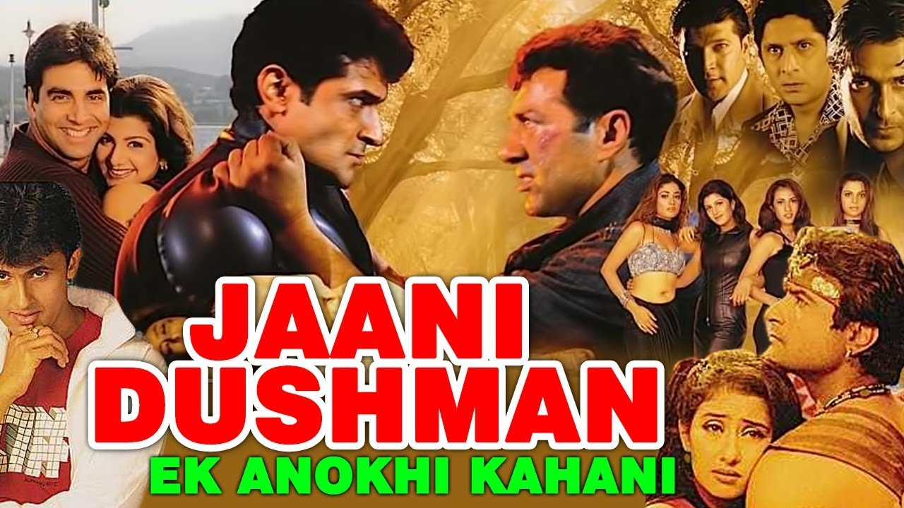 Jaani Dushman Movie Poster