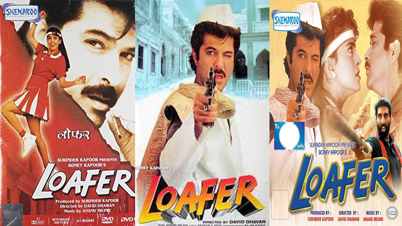 Loafer Movie Poster