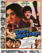 Love Marriage Movie Poster