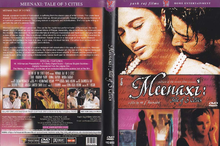 Meenaxi Tale of 3 Cities Movie Poster