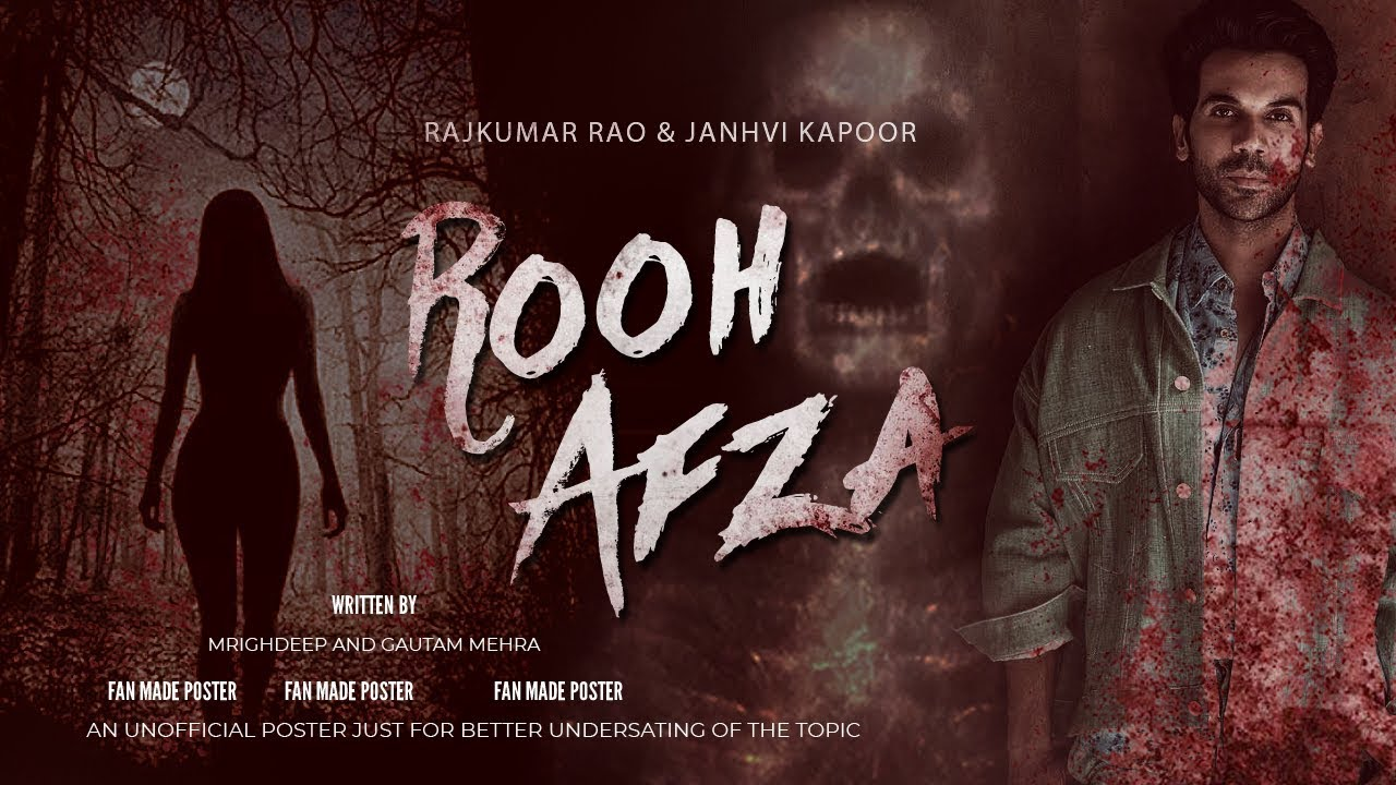 Roohi Afza Movie Poster