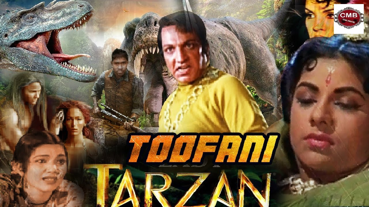 Toofani Tarzan Movie Poster
