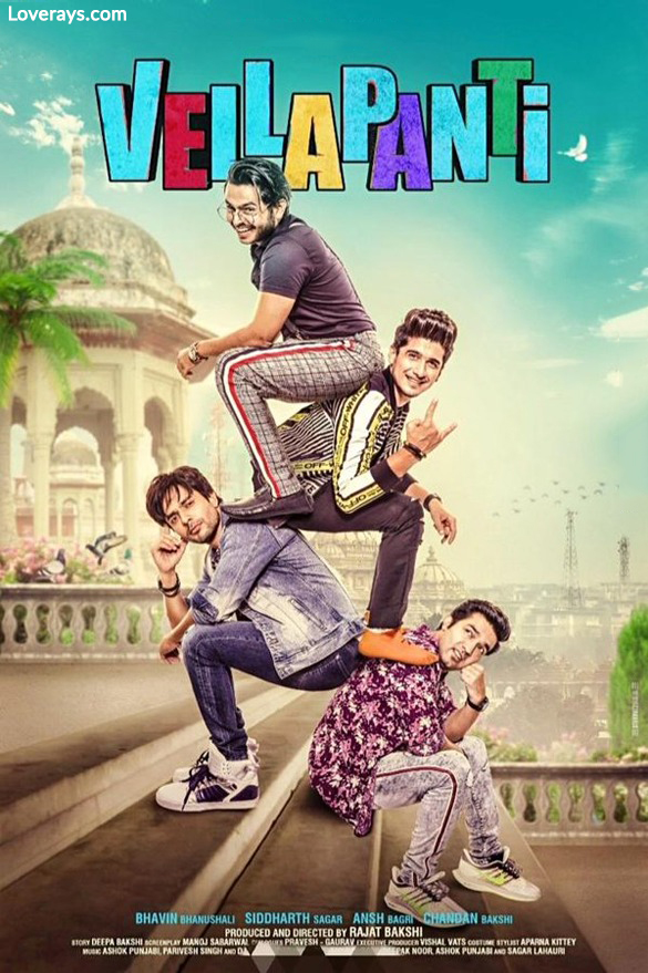 Vellapanti Movie Poster