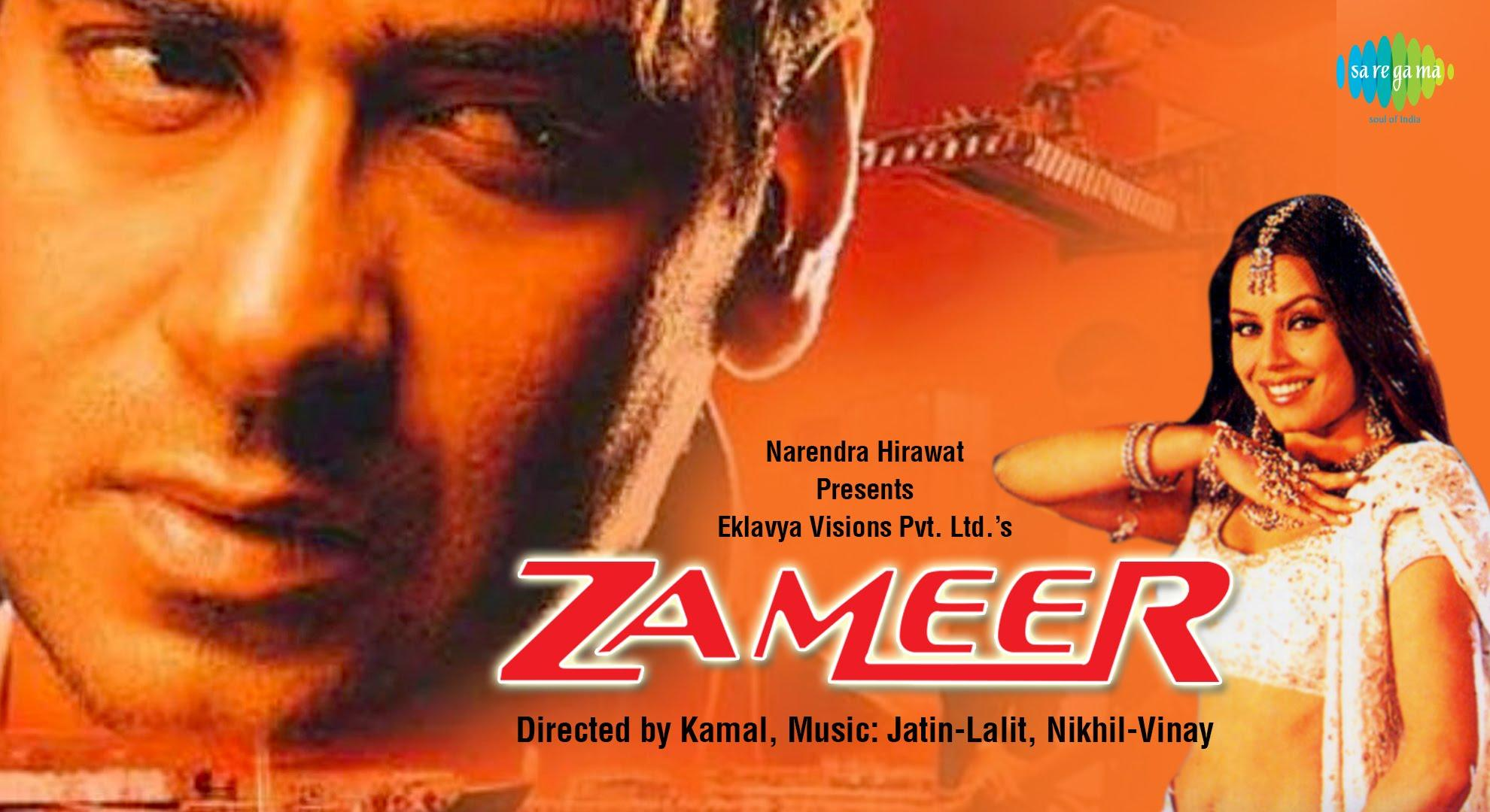 Zameer The Fire Within Movie Poster