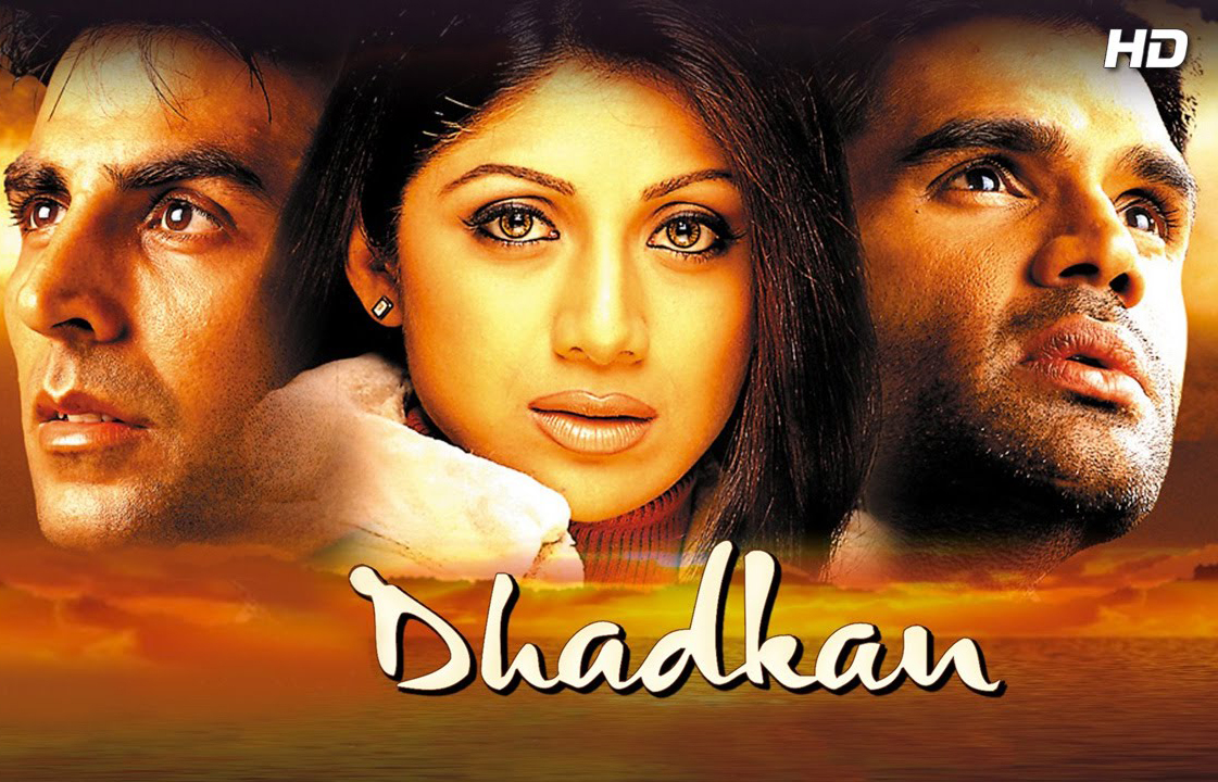 Dhadkan Movie Poster